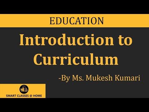 Curriculum lecture, Bed by Mukesh Kumari