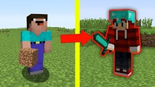 NOOB vs MINECRAFT - MINGUADO VS NOOB !!!