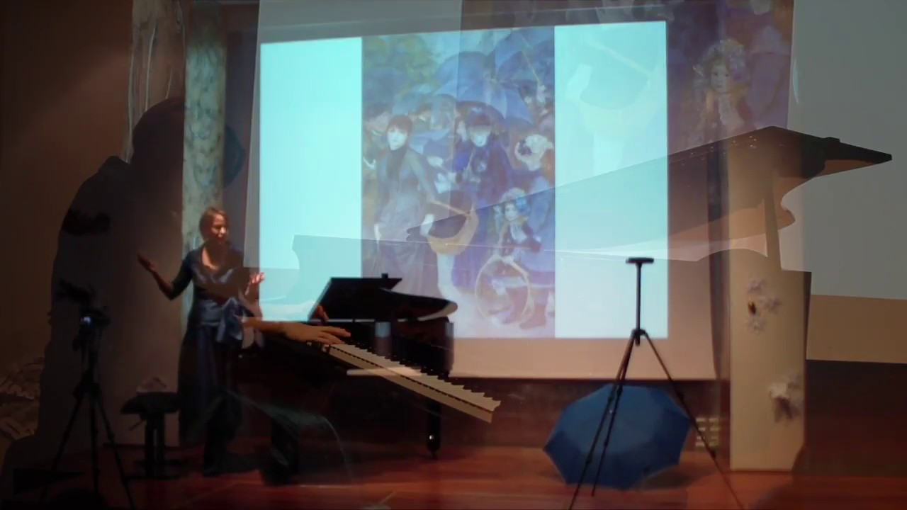 LA CAJA DE MÚSICA DE CLAUDE DEBUSSY - Irene de Juan Bernabéu, pianista