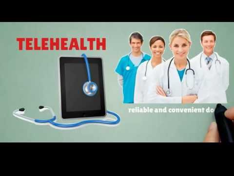 Telehealth Online Medical Consultation (free app)