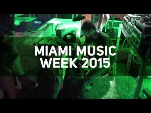 Beck's Access   Miami Music Week 2015
