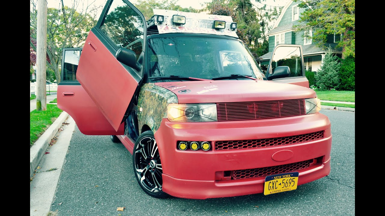 2006 scion xb modified custom for sale trade youtube. Black Bedroom Furniture Sets. Home Design Ideas