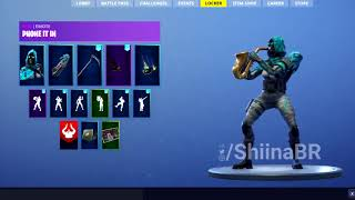 [PATCH 6.31] ALL NEW EMOTES (MIME, PHONE IT etc) IN-GAME! FORTNITE BATTLE ROYALE