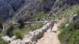 GR221 - Trockenmauerweg - Alle Etappen - Wandern auf Mallorca 2016