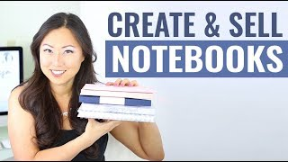 How To Create Your Own Notebooks // How To Start A Notebook Business // Stationery // Notebooks 101