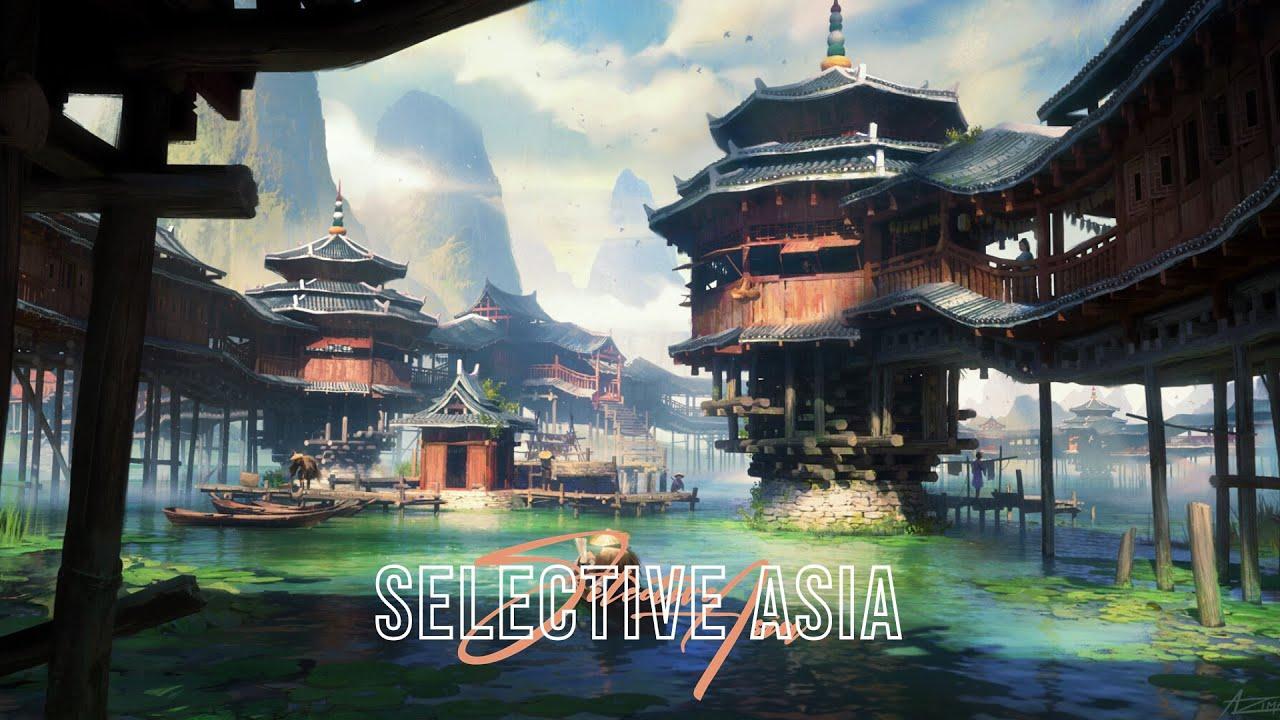TeaA - 'Lotus' (Selective Asia Release)