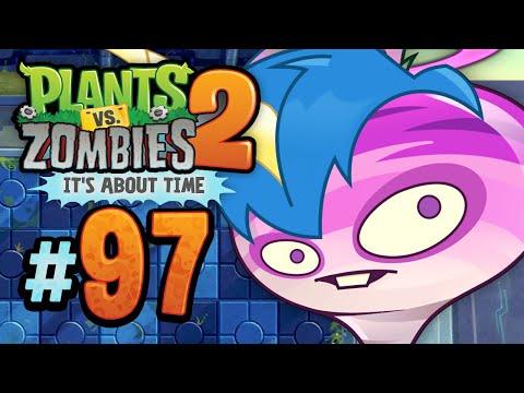Tile Turnip || Plants vs. Zombies 2: It