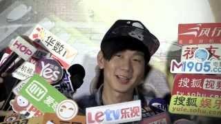 [News] JJ Lin 林俊傑 - 出席周杰倫演唱會小巨蛋尾場 2013-09-08