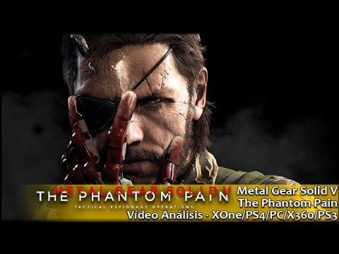 Metal Gear Solid V The Phantom Pain | Análisis español GameProTV