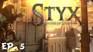 Into the Library! - Ep. 5 - Styx: Master of Shadows - Let