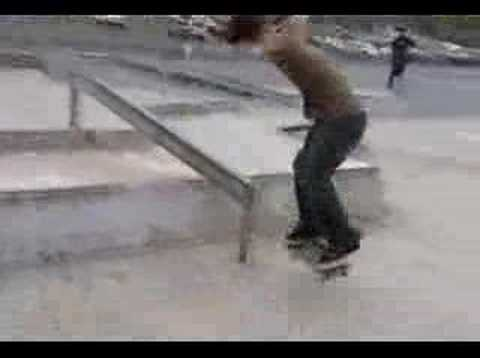 Kaneohe, Hawaii skaters montage