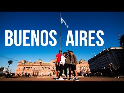 BUENOS AIRES 🇦🇷  VLOG   SAN TELMO [4K]