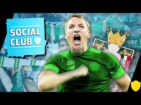 COULD CELTIC WIN THE PREMIER LEAGUE? #ASKTHECLUB | SOCIAL CL