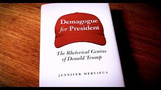 "Washington Post on Dr. Jennifer Mercieca's ""Demagogue for President"""