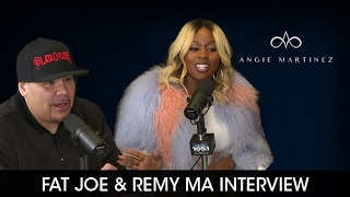 "Fat Joe & Remy Ma Talks ""Plata O Plamo"" Album, The Grammys +Possible Nicki Minaj Collabo"