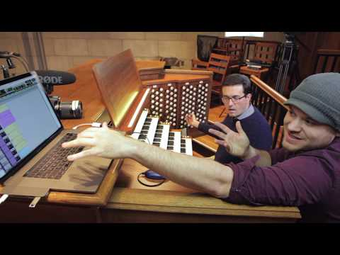 Bohemian Rhapsody Through A Pipe Organ