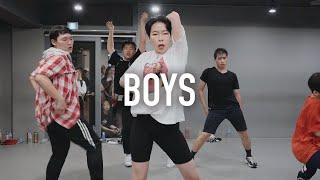 Lizzo - Boys / Hyojin Choi Choreography