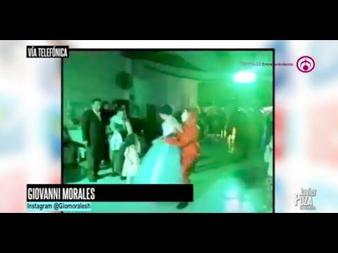 """Joven quinceañera celebra su fiesta con baile de """"La Casa de Papel"""", en lo viral con Javier Poza"""