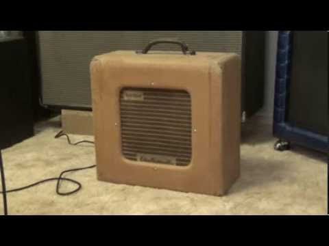 Side-by-Side Audio Comparison of Nine Classic Vintage Amplifiers