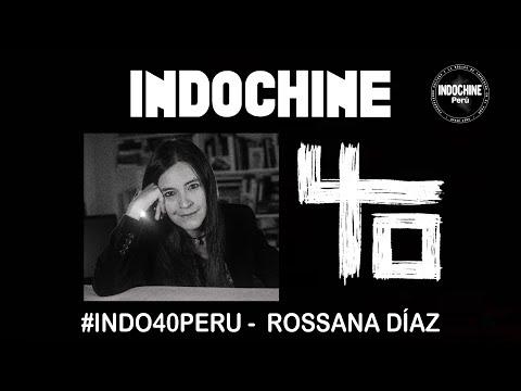 #IND40PERU - Entrevista a Rossana Díaz
