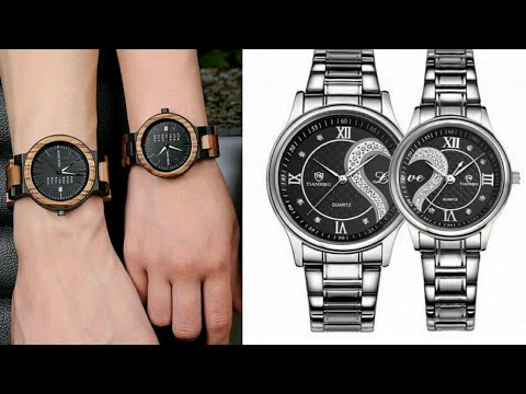 COUPLE WRIST  WATCH IDEAS