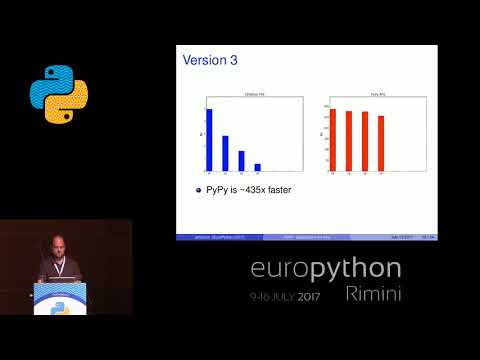 Antonio Cuni - The joy of PyPy JIT: abstractions for free