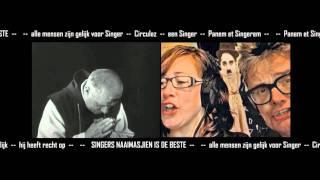 Huldegedicht aan Singer