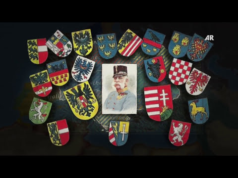 Educational Film: History in Maps - Collapse of Austria-Hungary after 1918