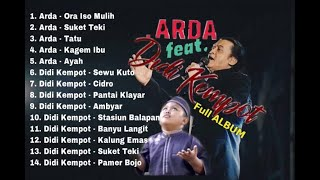 ARDA feat DIDI KEMPOT - FULL ALBUM 2020   LAGU JAWA TERPOPULER 2020   HITS TERBAIK
