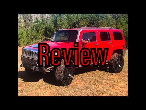 Hummer H3 Review (Exterior)