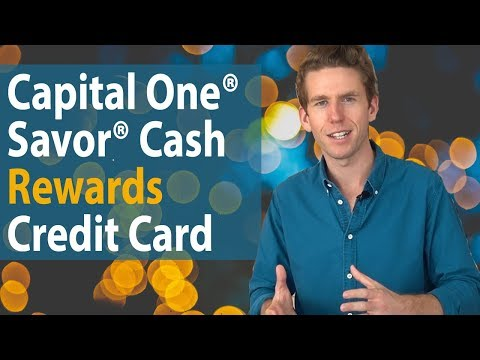 Capital One Savor Card Review I One Mile At A Time