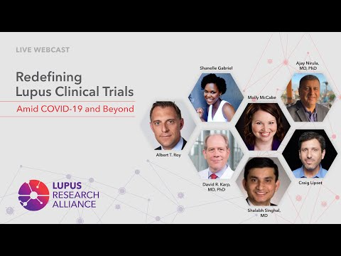 Redefining Lupus Clinical Trials Amid COVID-19 and Beyond