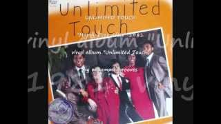 "UNLIMITED TOUCH. ""Happy Ever After"". 1981. vinyl album ""Unlimited Touch""."