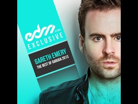 Gareth Emery - EDM.com Exclusive Mix (The Best of Garuda 2013)
