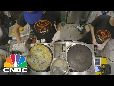 Former Trader Is Bringing Chinese All-Day Breakfast To The Table | CNBC