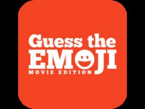 Guess the Emoji - Movies Level 1 Answers