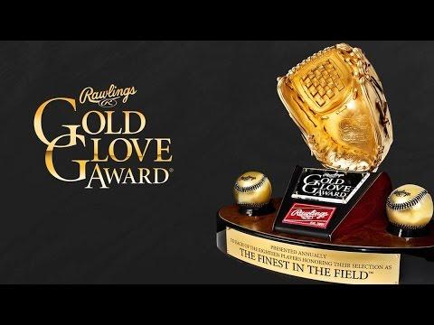 2015 NL Gold Glove Award Highlights