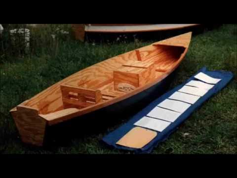 how to build a boat out of plywood