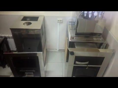 Смотреть КУТКИН и Чародейка Сравнение мультирежимных печей баня \ сауна