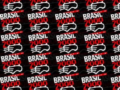 Rádio Brasil 2000 FM - Algumas chamadas e vinhetas (1ª parte)