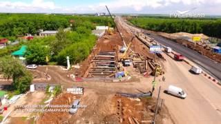 """Строительство новой ветки трамвая до стадиона """"Самара Арена"""""""