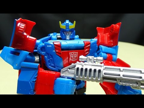 Generations Combiner Wars Deluxe SMOKESCREEN: EmGo's Transformers Reviews N' Stuff