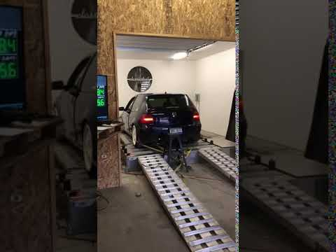 VW GTI Turbo Dyno Pulls