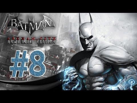 Batman arkham city - Armored Edition Wii U Walkthrough Part 8! Night at the Museum