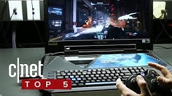 The fastest gaming laptops available today (CNET Top 5)