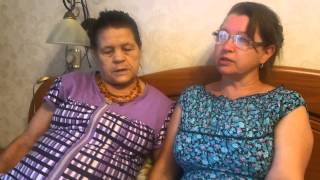Раиса и Ольга поют 2