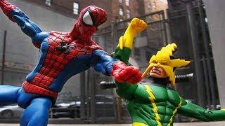 KONFRONTACJA Z VULTURE'M I ELECTRO | SPIDER-MAN PS4 #13