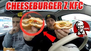 TEST CHEESEBURGER KFC VS MCDONALD'S