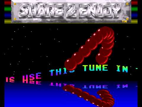 Amiga Demo: Weapon (1989)(Share and Enjoy)