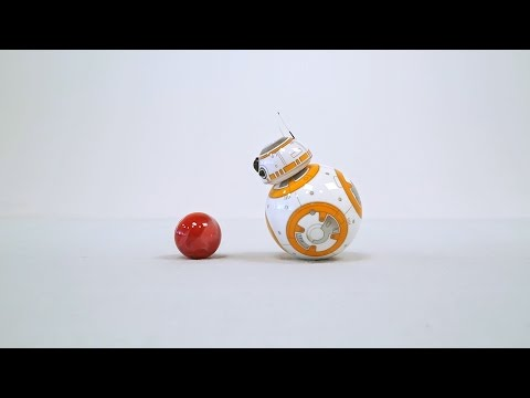 BB-8 and the Marble